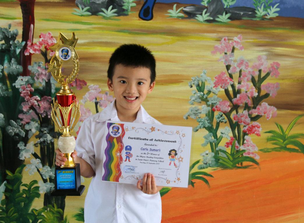 siswa prestasi, john paul's school, jps, sekolah katolik, sekolah terbaik, sekolah di bekasi